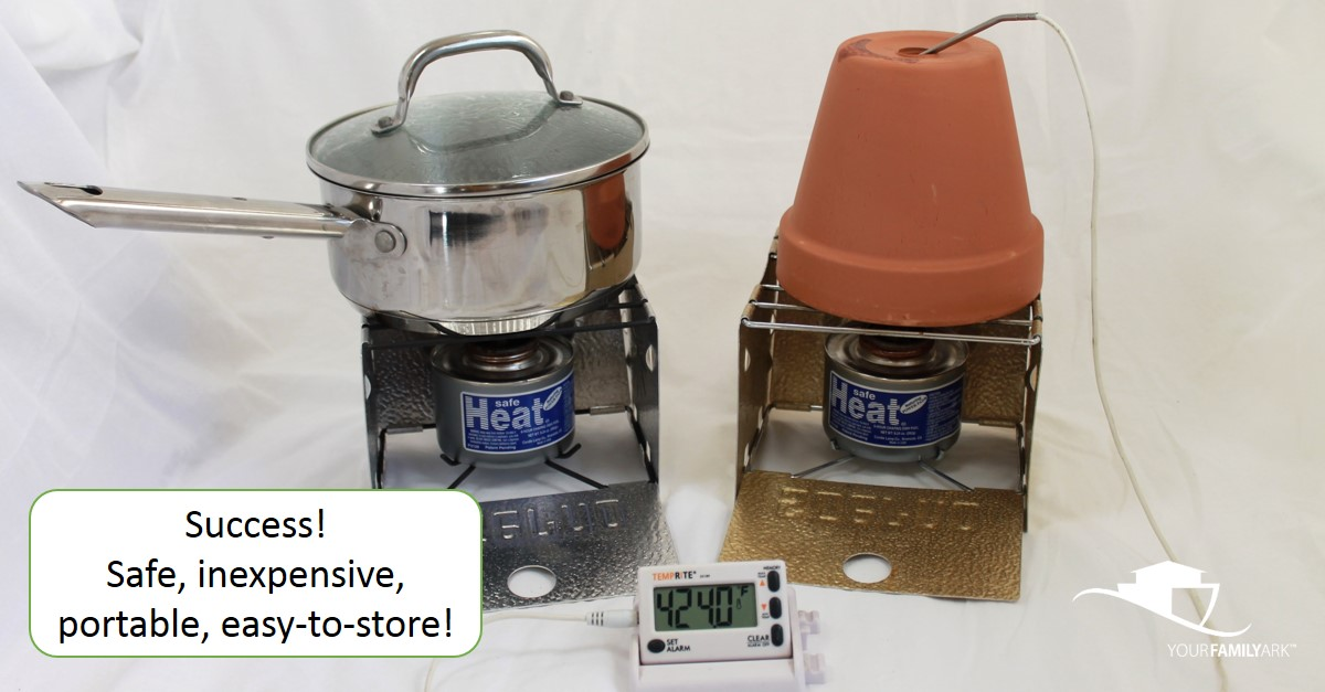 Terracotta Pot Heater Cooker How To Heat And Cook Without Electricity The Provident Prepper