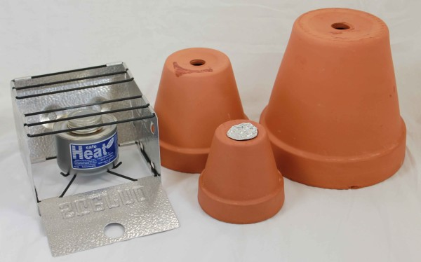 Terracotta Pot Heaters For Emergency Heating The