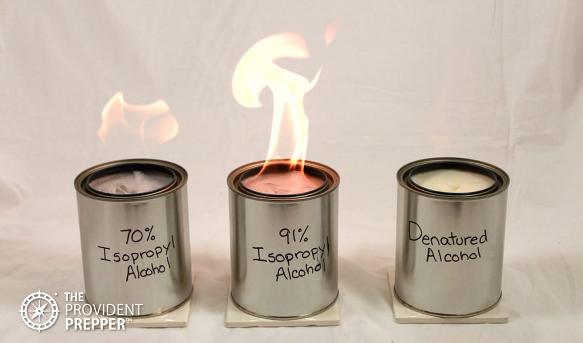 Alcohol Stoves – Safe to Use Indoors or Outdoors – The