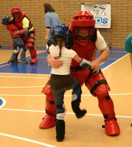 RadKids Self-Defense Simulation