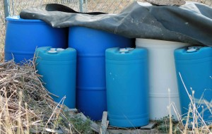 Water Storage - Copyright Your Family Ark LLC