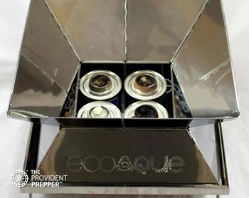 EcoQue Portable Grill – Pyromid