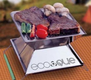 EcoQue Portable Grill - Pyromid