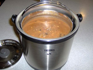 Thermal Cooker - Copyright Your Family Ark LLC