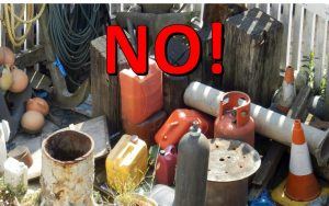 County Code For Fuel Storage On Property