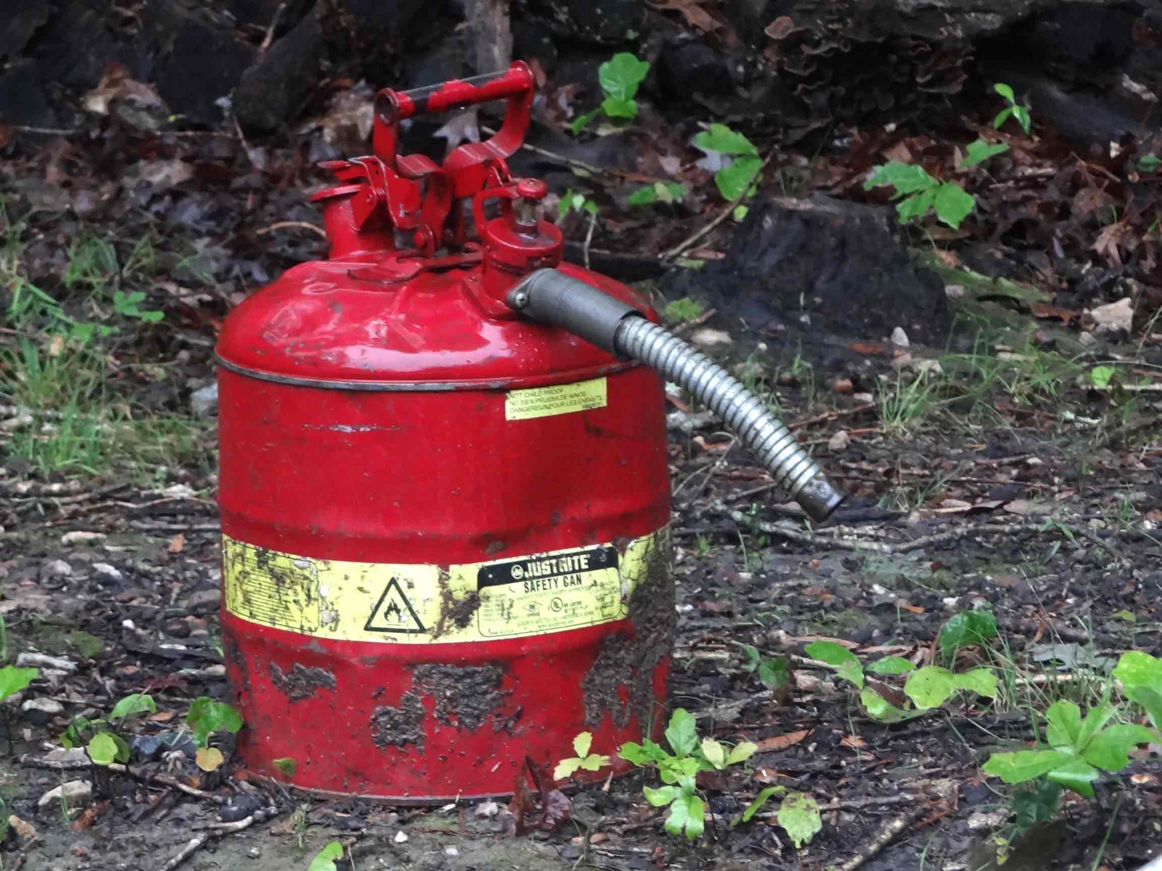 Safe Emergency Fuel Storage Guidelines
