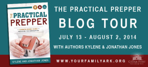 The Practical Prepper Blog Tour 2014