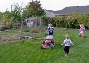 Teaching Kids - Copyright Your Family Ark LLC