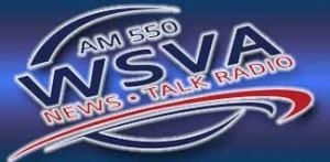 WSVA AM 550 Radio