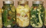 Garlic Dill Pickles - Copyright Your Family Ark LLC