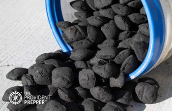 Charcoal – The Biggest Bang for Your Fuel Buck