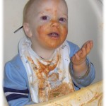Spaghetti Baby Copyright Your Family Ark LLC