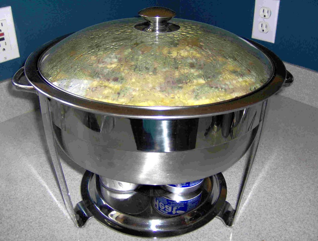 Food Warmer Under Oven ~ Canned heat safe fuel for indoor emergency cooking the
