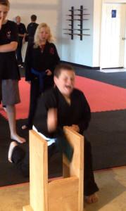 Sam_Karate_Board_Copyright_YourFamilyArkLLC