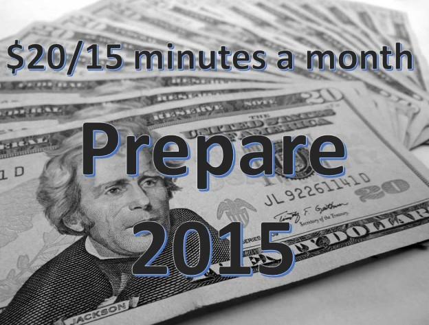 2015 Preparedness Challenge
