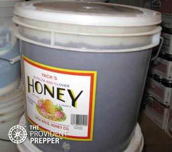 Honey – Nature's Perfect Longer-Term Storage Food