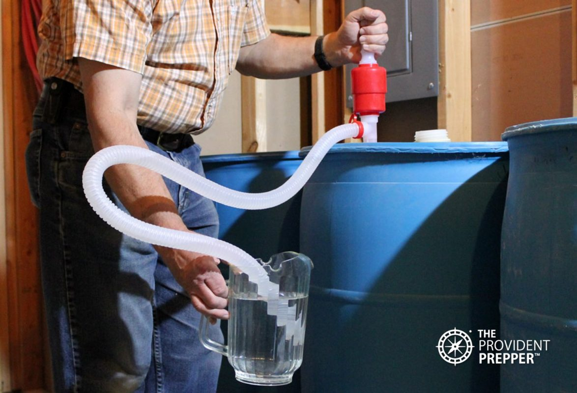Tips For Storing Water In A 55 Gallon Plastic Barrel The