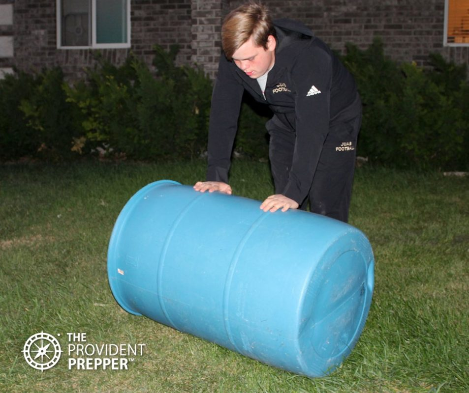 Tips For Storing Water In A 55 Gallon Plastic Barrel The Provident