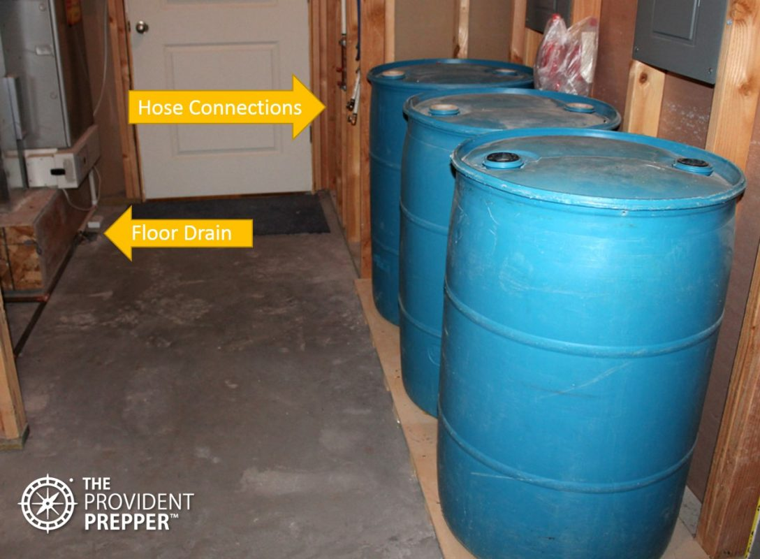 Tips For Storing Water In A 55 Gallon Plastic Barrel The Provident Prepper