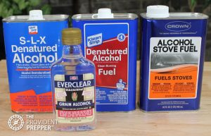 Where Can I Safely Store Popular Fuels for Emergencies