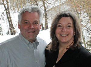 Jonathan and Kylene Jones