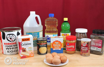 Prepper Pantry: 200 Common Baking Substitutions to the Rescue