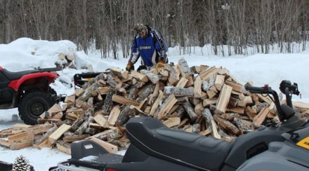 All About Firewood: Great Fuel for Heating Without Electricity