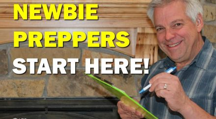 Newbie Prepper: Ten Simple Steps to Get Started